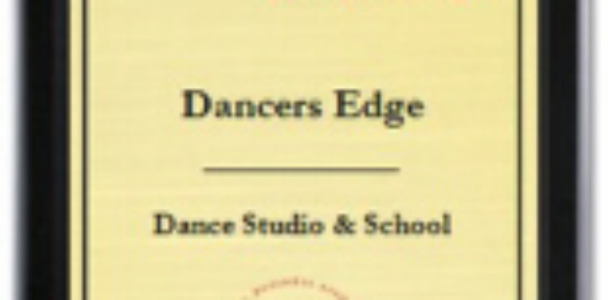 DANCERS EDGE IS CHOSEN AS WINSTON SALEM'S BEST DANCE STUDIO